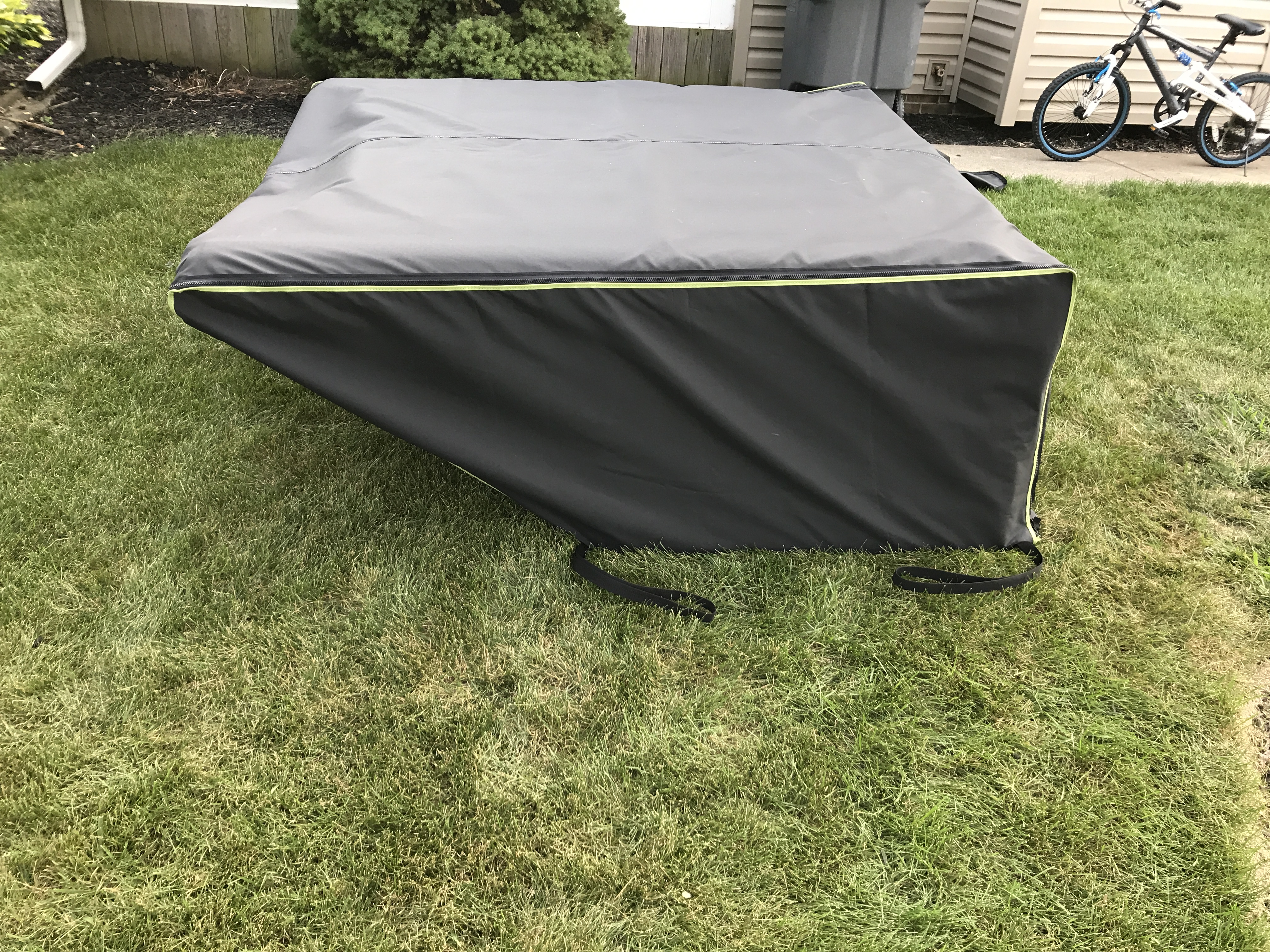 Jeep Wrangler Hardtop Storage Bag